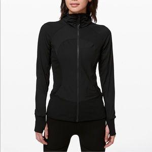 Reversible black size small Lululemon jacket